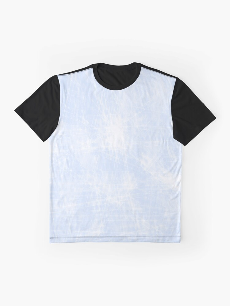 Vista alternativa de Camiseta gráfica azul