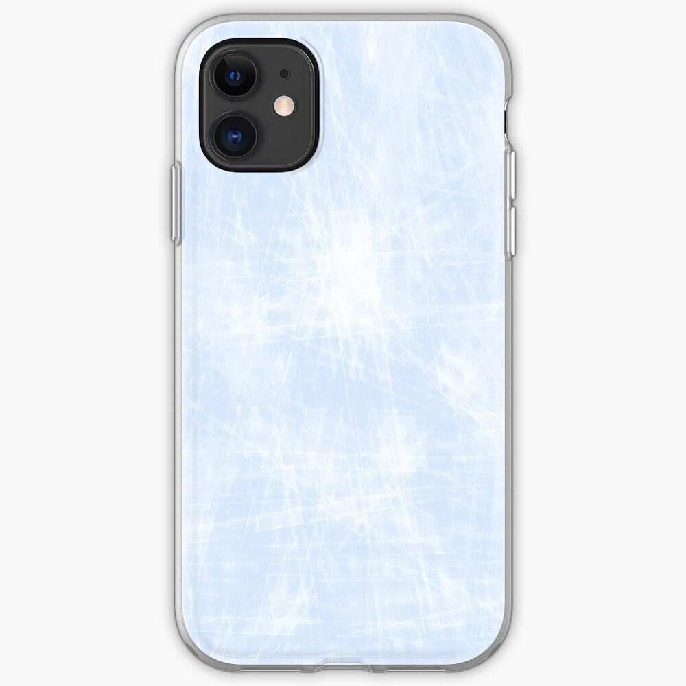 azul Funda y vinilo para iPhone