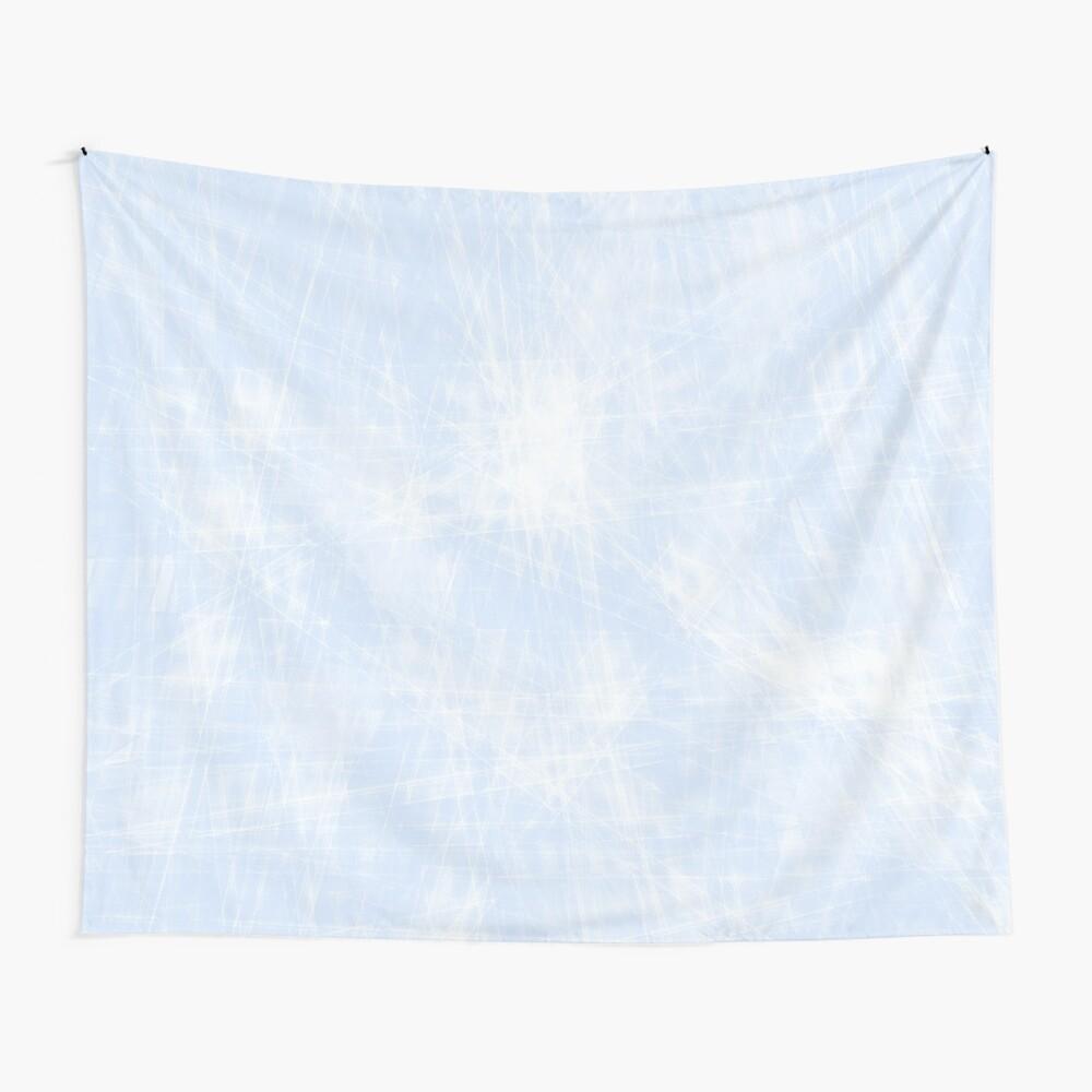 azul Tela decorativa