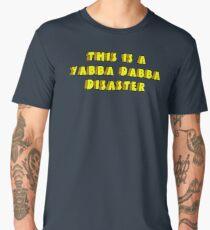 Yabba Dabba Disaster Men's Premium T-Shirt