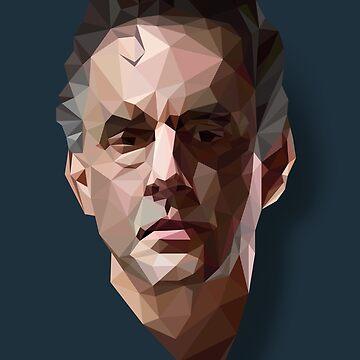 Dr. Jordan Peterson, Dragon Slayer by MichaelWalters