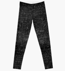 Physic(al) Graffiti b&w Leggings