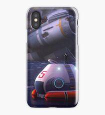 Subnautica Game Art iPhone Case/Skin