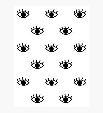 Magic Eyes Photographic Print