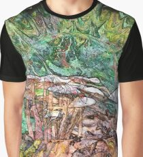 The Atlas Of Dreams - Color Plate 169 Graphic T-Shirt