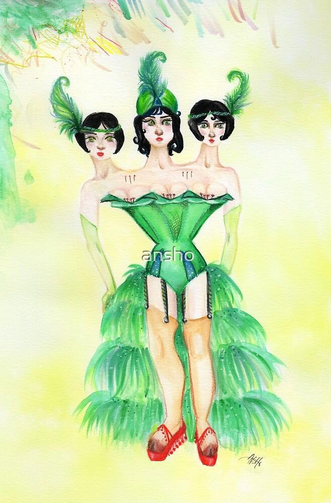 terribly terrific triplet von ansho