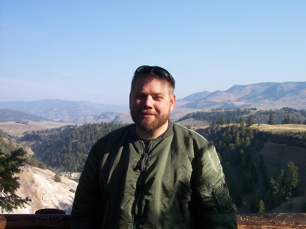 Me in 2006 by Geoffrey