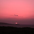 Sunset over St Ives by lizh467