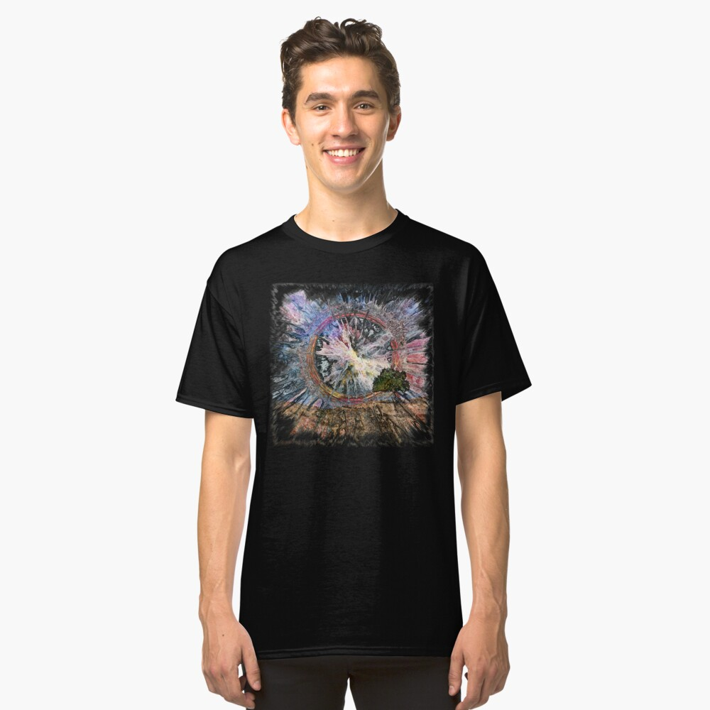 The Atlas Of Dreams - Color Plate 171 Classic T-Shirt Front