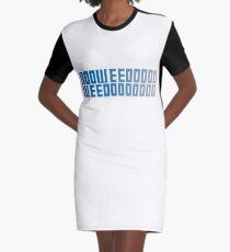 Doctor Who Theme Shirt  Graphic T-Shirt Dress