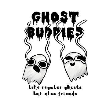 Ghost Buddies by SpaceJazz