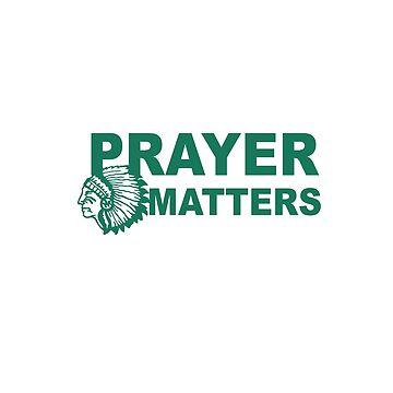 Prayer Matters by ardeesigns