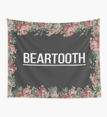 Beartooth Floral Flag Wall Tapestry