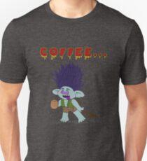 Coffee Zombie Branch Unisex T-Shirt