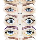 Drug Eyes by #PoptART products from Poptart.me