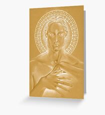 Avatar of Compassion Greeting Card