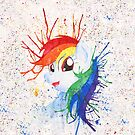 Rainbow Splash by RainytaleStudio