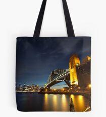 Sydney Harbour Bridge - 5D Mk II Tote Bag