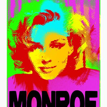 A Minor Monroe Tribute by LouSiefer