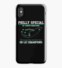The Philly Special iPhone Case/Skin
