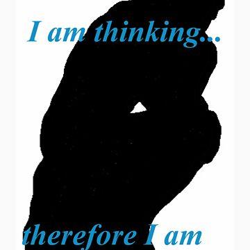Thinker by fotista