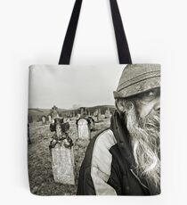 The Cemetary Tote Bag