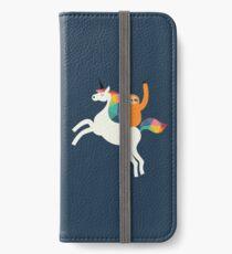Magic Time iPhone Wallet/Case/Skin