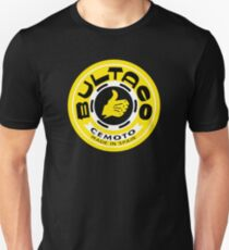 Bultaco (Yellow Black) Unisex T-Shirt