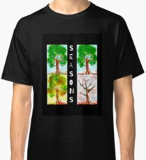 A Tree For All Seasons Classic T-Shirt