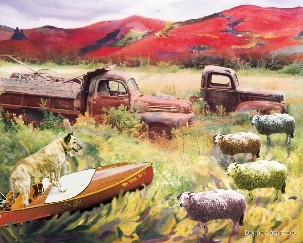 Dog Heaven by Donna Catanzaro