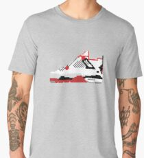 AJ FOUR / AJ 4 Men's Premium T-Shirt