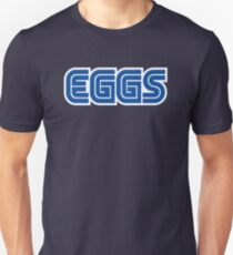 EGGS - Game Company Parody Unisex T-Shirt