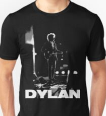 dylan on black Unisex T-Shirt