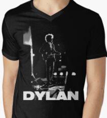 dylan on black Men's V-Neck T-Shirt