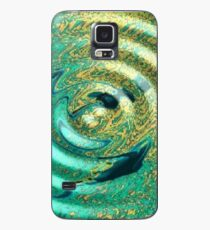 Ripples In A Pond Case/Skin for Samsung Galaxy