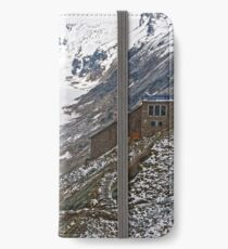High up in the Alps iPhone Wallet/Case/Skin