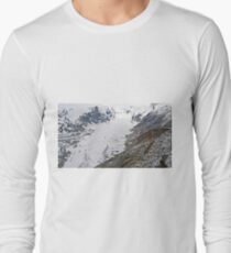 High up in the Alps Long Sleeve T-Shirt