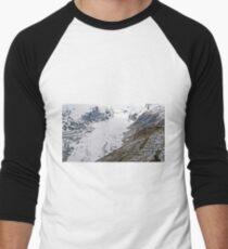 High up in the Alps Men's Baseball ¾ T-Shirt