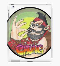 Donkey Chong cheech and Chong donkey kong iPad Case/Skin