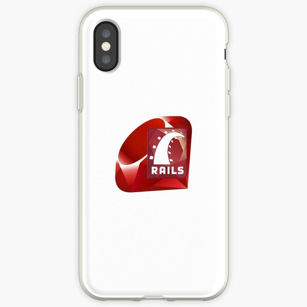 Schienen-Aufkleber iPhone-Hüllen & Cover