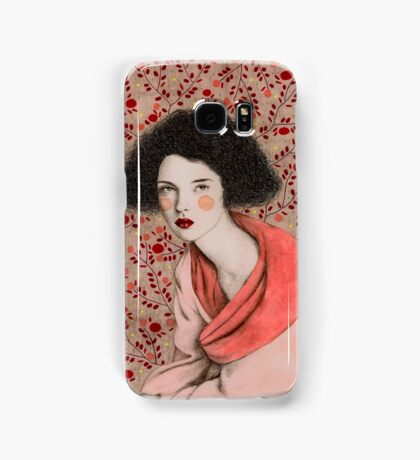 Anastasia Samsung Galaxy Case/Skin