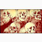 Skulls a spooky by bywhacky