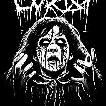 Black Metal Exorcism by samRAW08