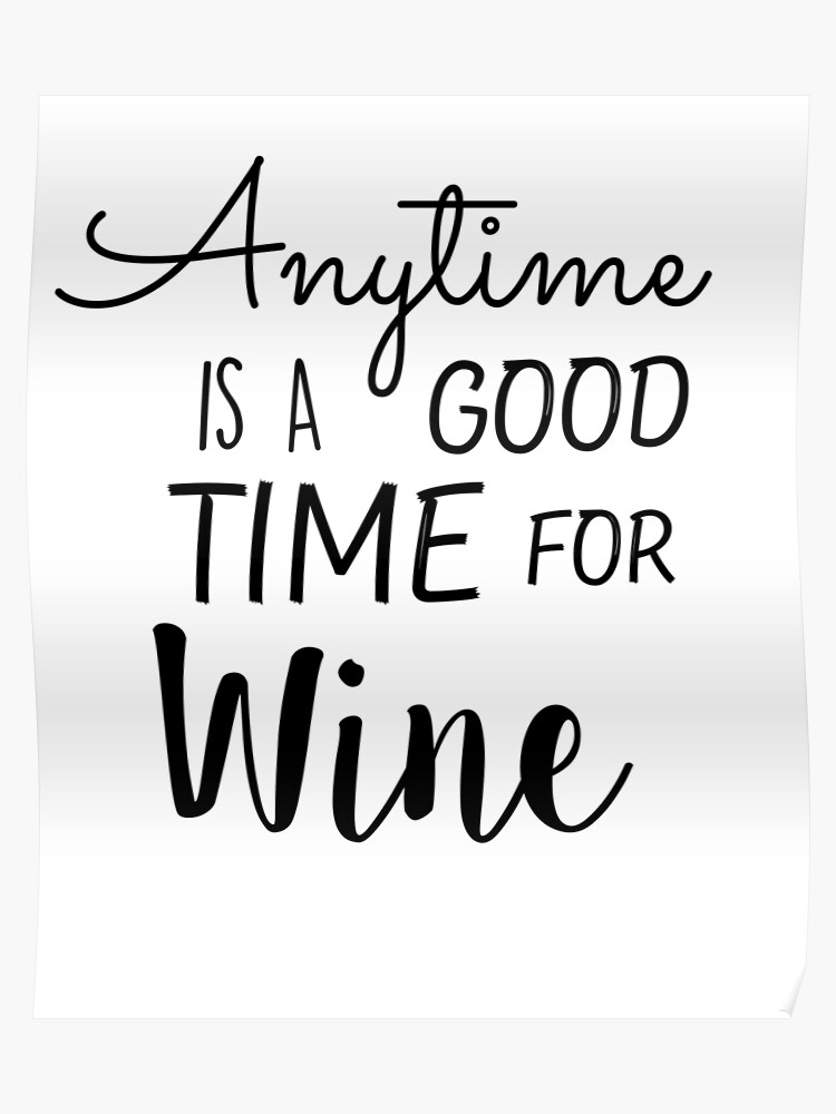 09a28c792 Funny Womens Wine shirts - anytime is a good time for wine T-Shirt for