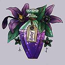 Purple Belladonna Relief Potion by Wieskunde