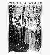 Chelsea Wolfe Black Poster