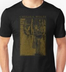 Chelsea Wolfe Gold Unisex T-Shirt