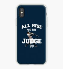 ALL RISE For The Judge 99  - I'm a Big Fan ! iPhone Case