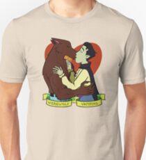 werewolf x vampire Unisex T-Shirt
