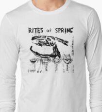 Rites of Spring Band Long Sleeve T-Shirt